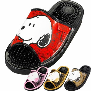 Lady Snoopy Comic Health Sandal Assort 12 Pairs