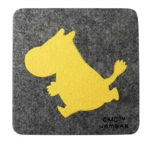 The Moomins Felt Coaster The Moomins
