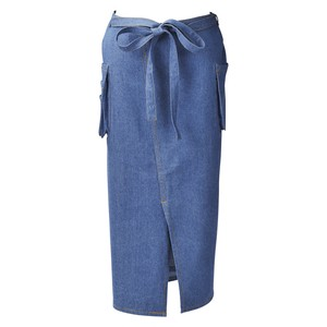 Denim Apron Long