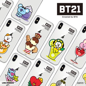 BT21 CLEAR SOFT SUMMER DOLCE