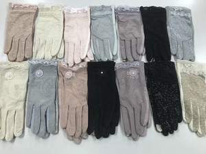 Special Lace Glove 10 Pcs Set of Assorted