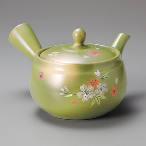Large capacity Bicolor Japanese Tea Pot