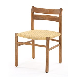 Cheek Powder Solid Wood Dining Chair