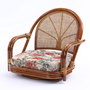Rotation Legless Chair Type of Low Weaving Fabric Type Cushion None