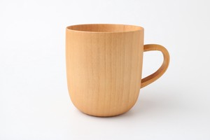 Natural Nature Sold Out Wooden Natural Mug