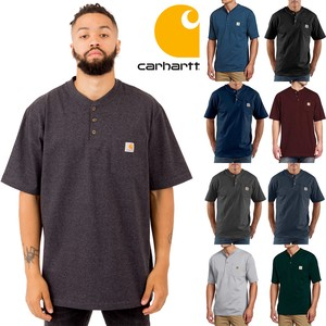 [CARHARTT] Neck Pocket Shirt