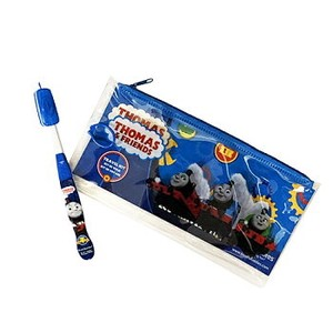 Thoma Attached Case Travel Toothbrush Set