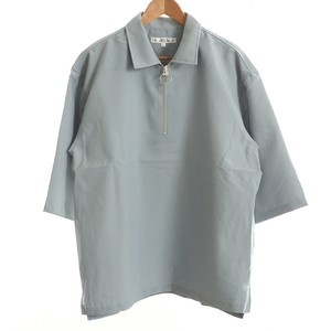Half Length Open Shirt