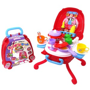 rose Toy Play-mom Set Cuisine favourite Kitchen Set