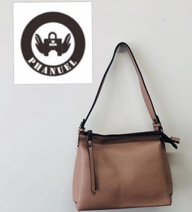 S/S Partition Casual Ladies Smallish Bag Outing
