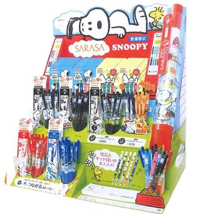 Quality Clip 30 Pcs Display Set Snoopy Collaboration
