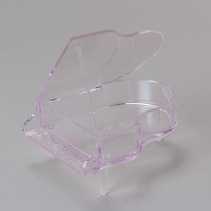 Acrylic Piano Clear Light Pink