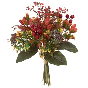 [2019NewItem] harvest Mix Bouquet RED