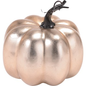 Metallic Pumpkin Halloween