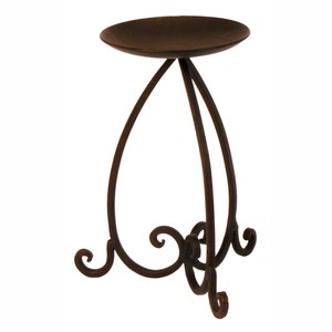 Candle Stand Brown