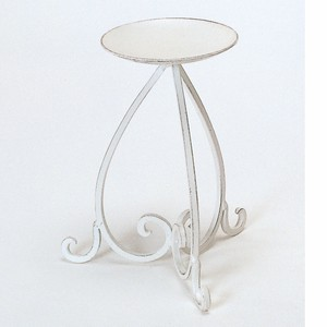 Candle Stand White