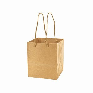 Arrangement Bag 5 Pcs Paper Bag Flower Carrier-Bag Shop Material
