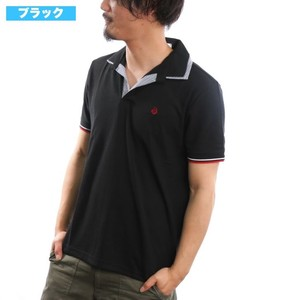 [2019NewItem] Dry Kanoko Polo Shirt Plain Fast-Drying