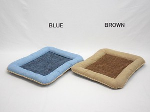 Linen Tweed Pet Mat for Cat