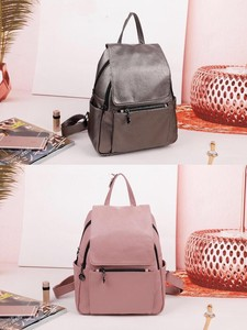 New Color Rucksack With Lid Multiple Functions Bag Trip Ladies