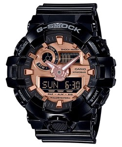 CASIO G-SHOCK Combi Black Rose Gold