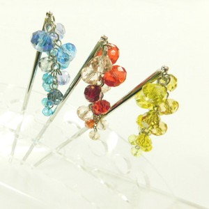 Glass Beads Kanzashi