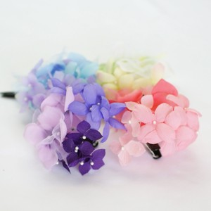 Japanese Clothing Decoration Hydrangea