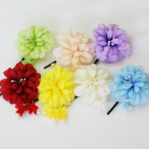 Japanese Clothing Decoration Floret pin