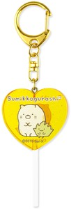 Sumikko gurashi Heart-shaped Candy Key Ring
