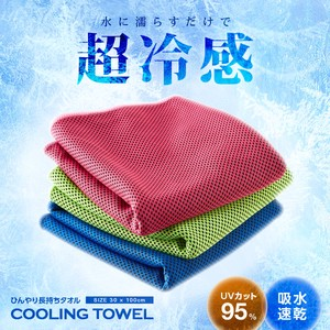 Cool Long Lasting Towel