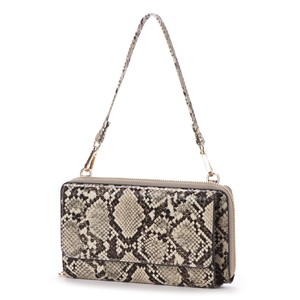 Animal 2-Way Wallet Shoulder Bag
