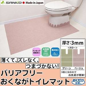 Free Toilet Carpet