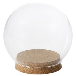 Cork Glass Dome