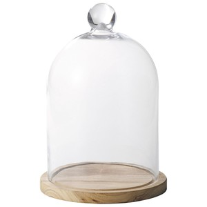 Wood Glass Dome