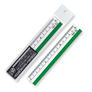 Methacrylic Checkered Line Ruler