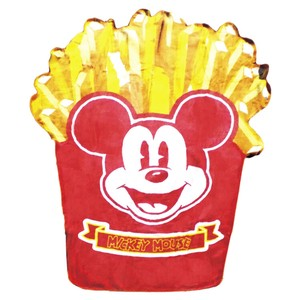 Die Cut Beach Towel Fan Potato