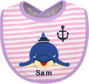 Sea creatures Baby Bib
