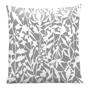 Hanagoromo Cushion Cover Floor Cushion Cover Gray