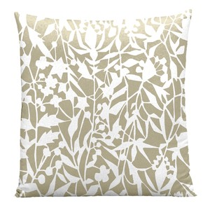 Hanagoromo Cushion Cover Floor Cushion Cover Beige