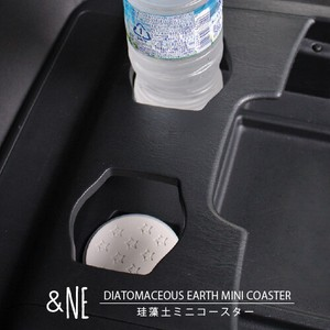 Diatomaceous Earth Coaster