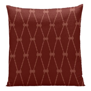 Cushion Cover Floor Cushion Cover Red