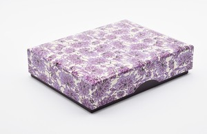 Flower Arabesque Purple