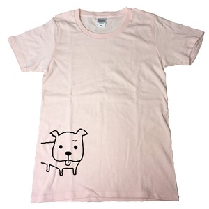 SHINZI KATOH Short Sleeve T-shirt Pink