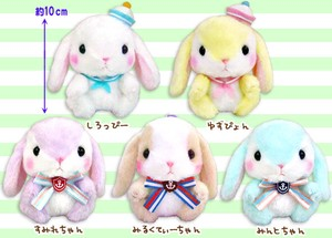 """Poteusa Loppy"" Rabbit Soft Toy Marie Size LMC"