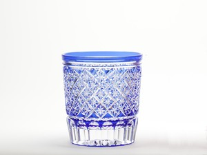 Edo-kiriko Cut Glass Old Glass Rock Glass Distilled Spirit