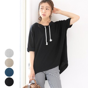 [2019NewItem] Fleece High Neck Dolman Pullover myke