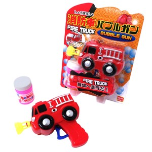 Toy Soap Bubble Bubble Fire Truck