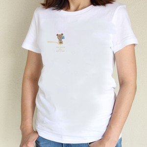 SHINZI KATOH Short Sleeve T-shirt White