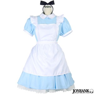 Alice in Wonderland Costume Set Cosplay Costume