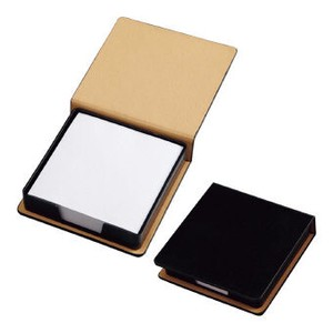 velty Leather Memo Pad SC